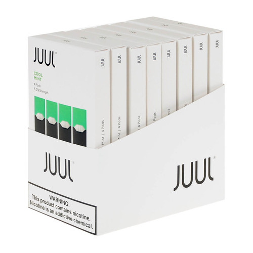 "Authentic ""J"" pods 4ct (8 packs)"