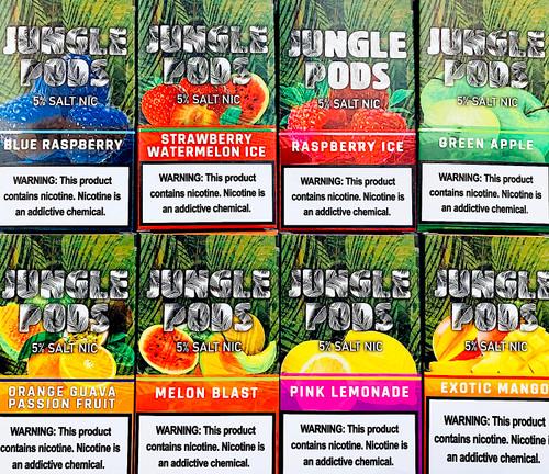 Jungle juul pods