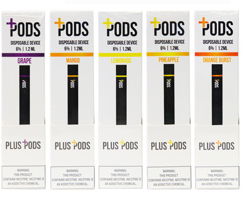 Plus pods Disposable