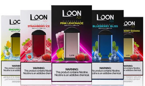 LOON Air Disposable