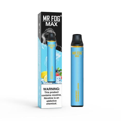 Mr fog Max Vape blueberry