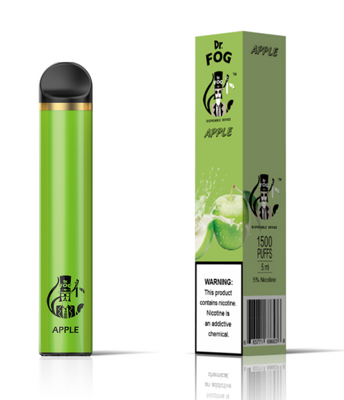 Dr Fog Disposable review