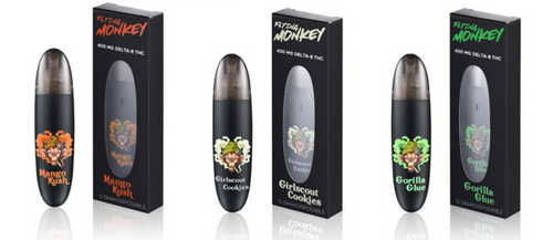 Flying Monkey CBD Delta 8 Disposable Vape