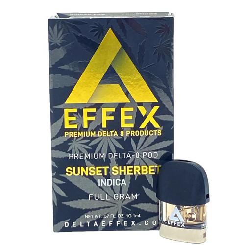 Effex CBD Delta 8 Pod