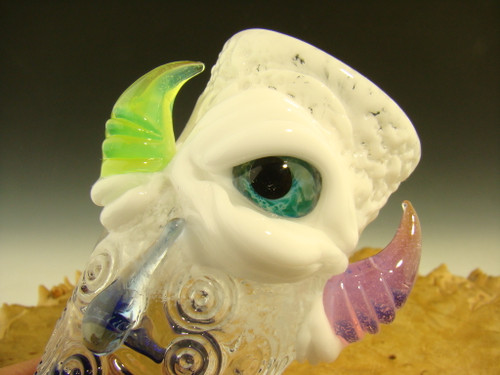 Horny Eye of Compassion Shot Glass By Mazet