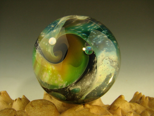 Space Marble by Kenny Talamas