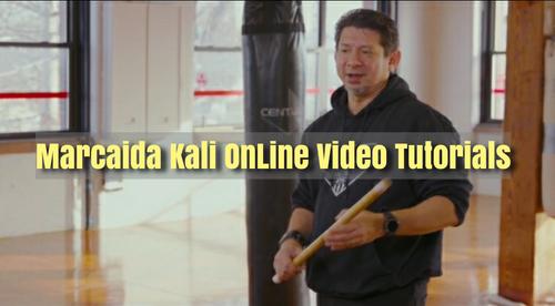 Marcaida Kali 4: Solo Impact Drills