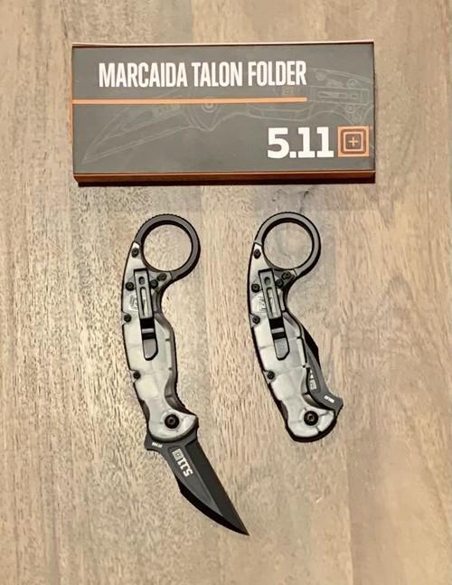 5.11 Tactical Marcaida Talon Folder