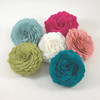 Fennco Styles  Eva's Flower Garden Decorative Throw Pillow With/Without Insert
