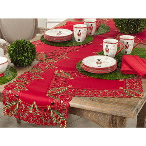 Fennco Styles Pandoro Collection Holiday Christmas Tree Collection