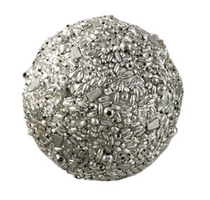 Christmas Decorative Sphere - Set of 6