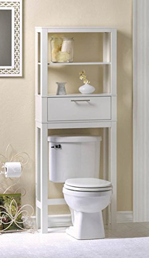 Fennco Styles Home Décor Vogue Bathroom Space Saver