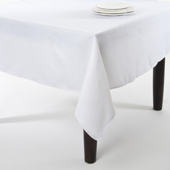 Basket Weave Design Square Tablecloth