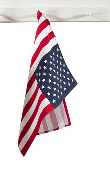 Fennco Styles American Flag Dish Towel - Set of 4