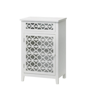 Fennco Styles Clover Heights Storage Cabinet