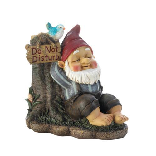 Fennco Styles Collectible  Gnome Statue