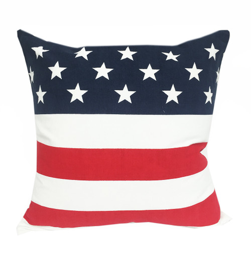 Fennco Styles Star Spangled Collection American Flag Design