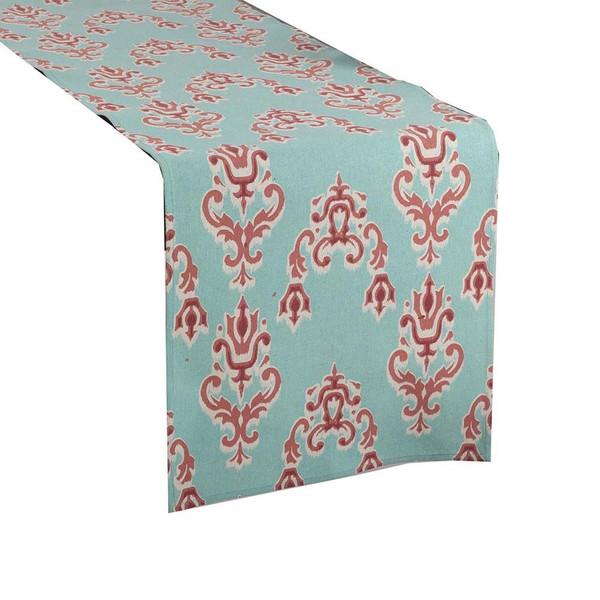 Fennco Styles Ikat Down Filled Decorative Throw Pillow & Pillow
