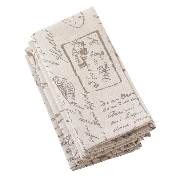 Old Fashioned Script Print Design Collection