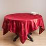 Royal De Noël Jacquard Christmas Tablecloth