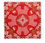 Holiday Embroidered Christmas Design Cutwork Table Linens Tablecloth Runner