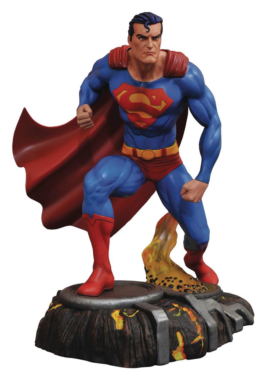 Superman Ascendant PVC Figure DIAMOND SELECT TOYS DC Gallery