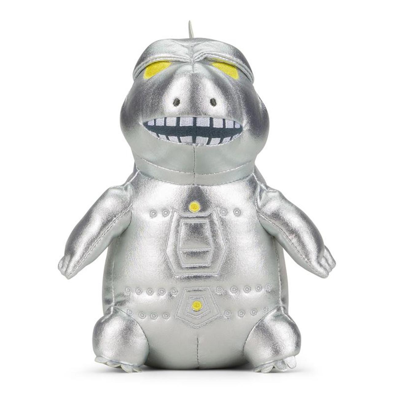 Ty Puppies Stuffed Animals, Kidrobot Phunny Mecha Godzilla Plush
