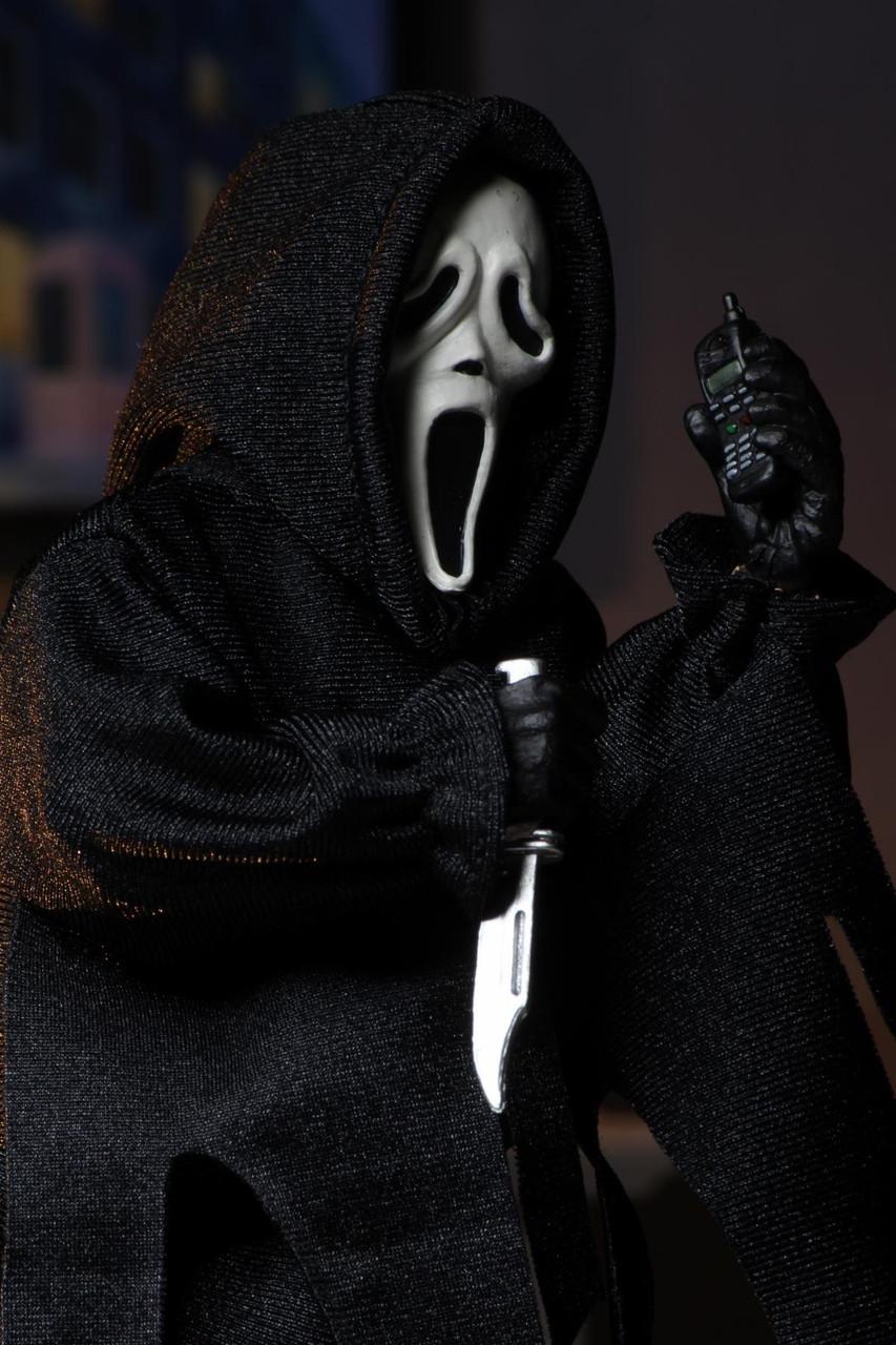 """NECA Scream Ghostface 8/"""" clothed figurine Pré Commande"""