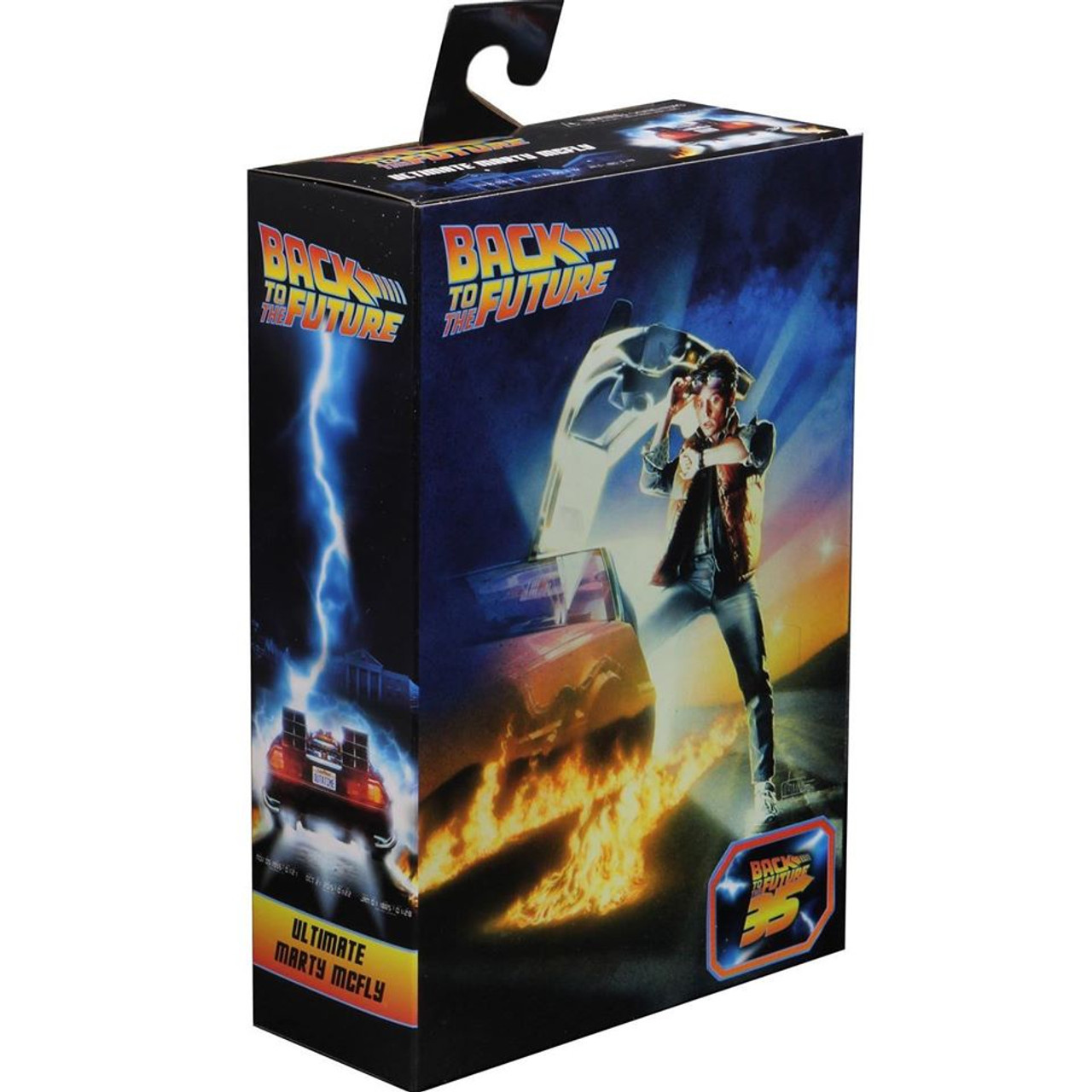 Action Figure NECA Back to the Future Ultimate Tales from Space Marty 7 in environ 17.78 cm