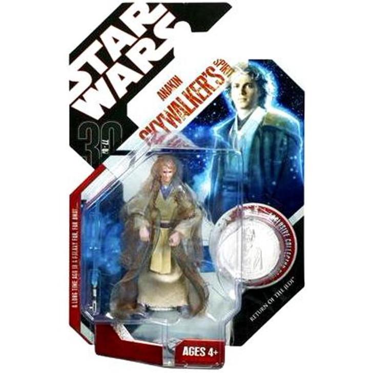 Hasbro Star Wars Anakin Skywalker's Spirit Action Figure No.45