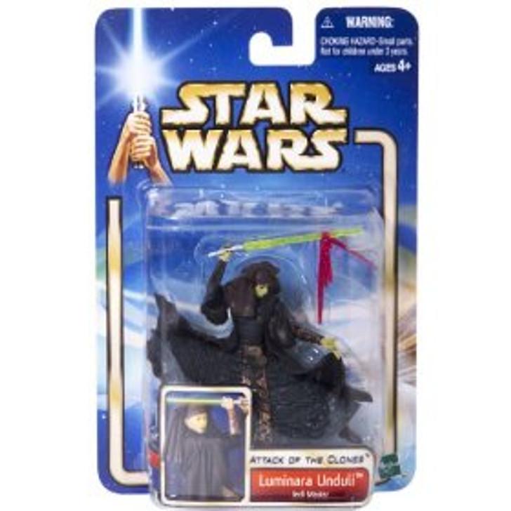 Hasbro Star Wars AOTC Luminara Unduli Action Figure