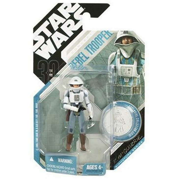 Hasbro Star Wars McQuarrie Concept Series Rebel Trooper No.60