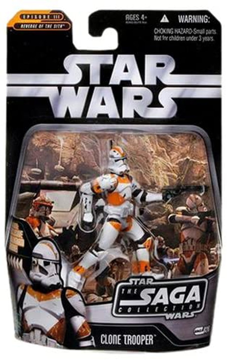 Star Wars Clone Trooper Saga #026 action figure