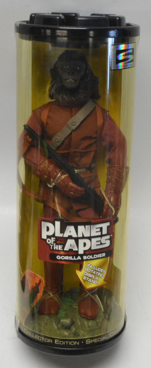 Planet of the Apes Gorilla Soldier 12in Signature Series