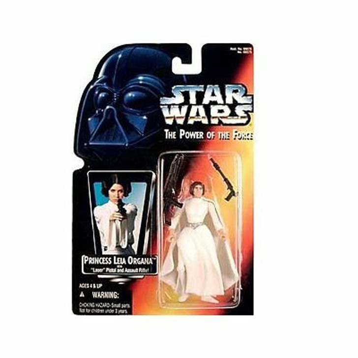 Kenner Star Wars POTF Princess Leia Action Figure