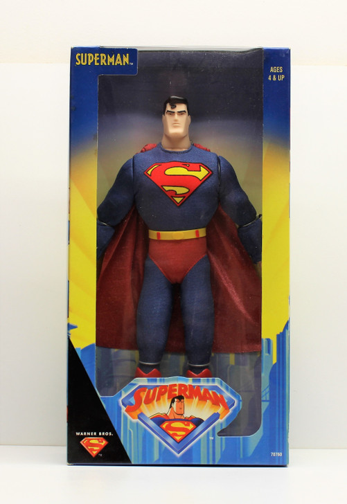 """Kenner Superman The Animated Series 12"""" Action Figure"""