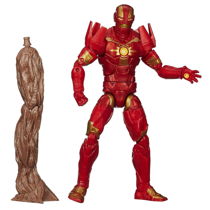 "Hasbro Guardians of The Galaxy Iron Man Action Figure 6"""