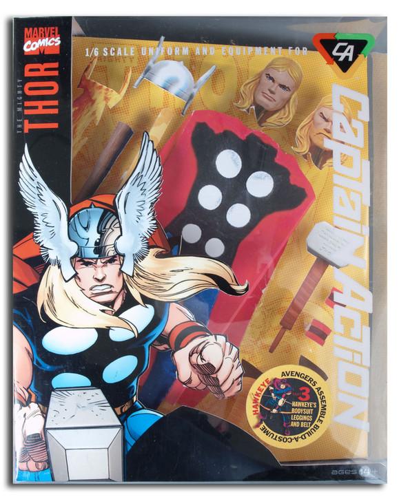 Captain Action Dlx Thor