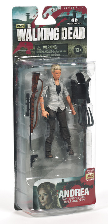 McFarlane The Walking Dead Andrea action figure