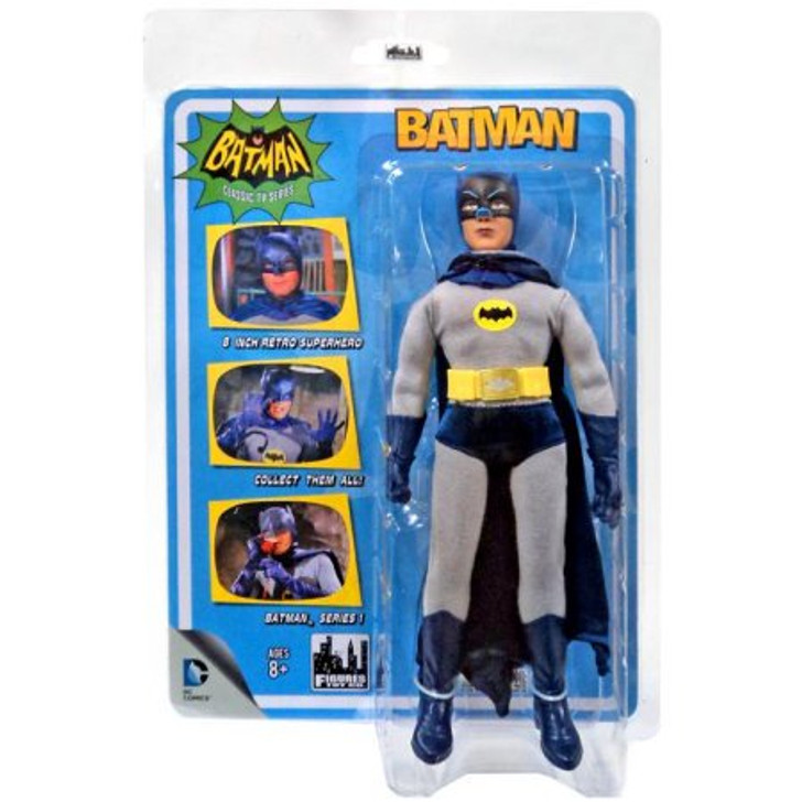 Figures Toy Co. Batman 1966 Batman 8in action figure