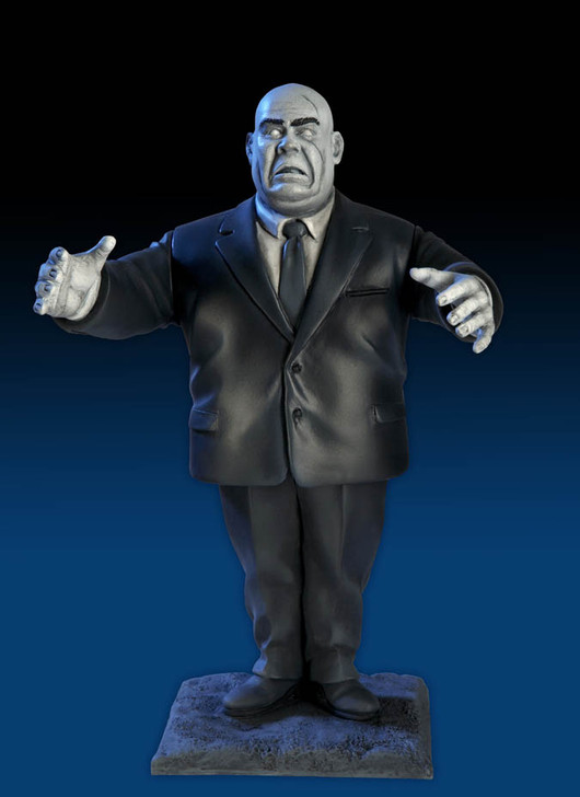 Monstarz Tor Johnson Standing Collectors Statue