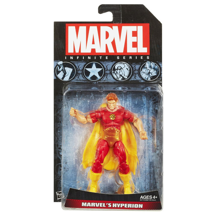 Hasbro Marvel Universe Hyperion Action Figure