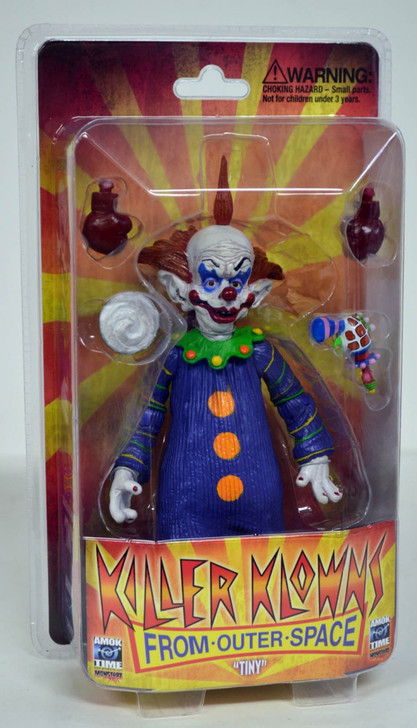 Monstarz Killer Klowns from Outer Space Tiny Deluxe Action Figure