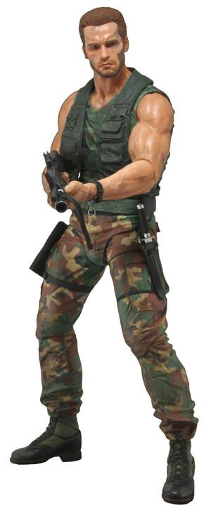 NECA Predator Dutch Schaefer 1/4th Scale Action Figure