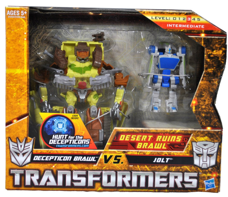 Hasbro Transformers Desert Ruins Brawl