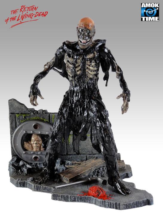 Monstarz The Return of the Living Dead Tarman Deluxe Action Figure