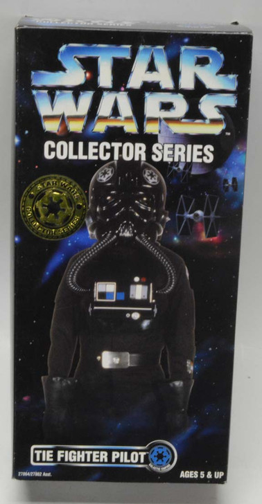 Kenner Star Wars Action Collection Tie Fighter Pilot Action Figure