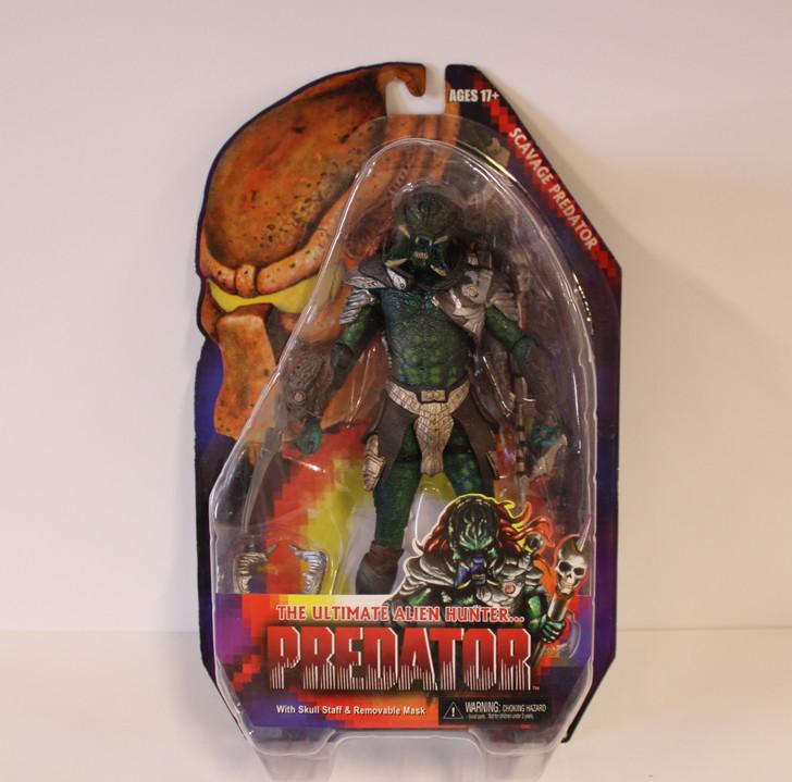 "NECA Predator Series 13 Scavage Predator 7"" action figure"