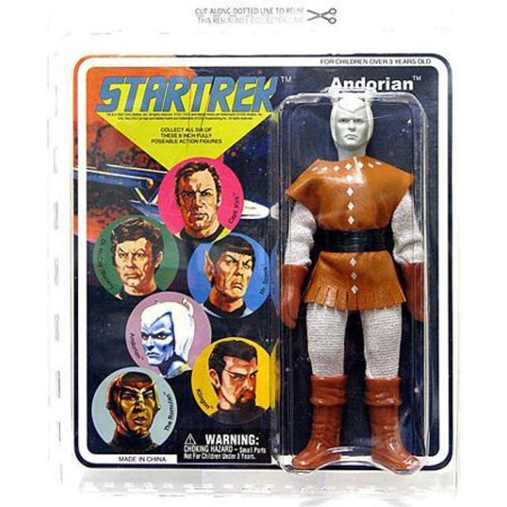 "Diamond Select Star Trek: The Original Series: Retro Cloth Andorian 8"" Action Figure"