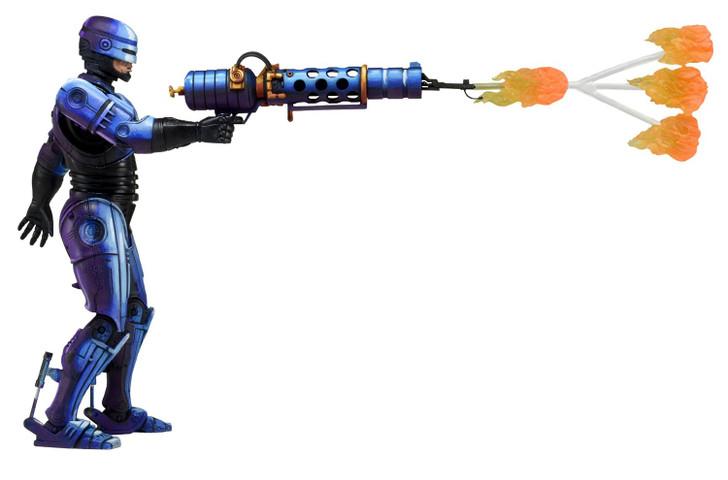NECA Robocop vs Terminator Robocop with Flame Thrower Action Figure